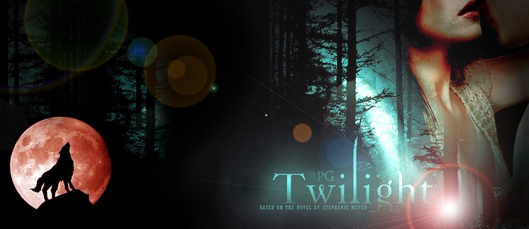 Twilight saga RPG