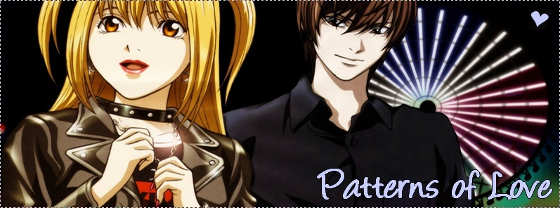 Patterns of Love .Death Note, Inuyasha e Minami-ke