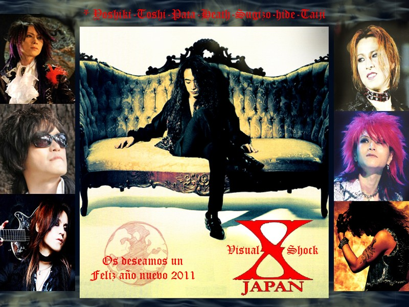 X-Japan Visual Shock