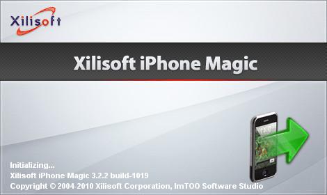 برنامج لنقل الملفات بين الايفون والكمبيوتر Xilisoft iPhone Magic 3.0.11 35943510.jpg