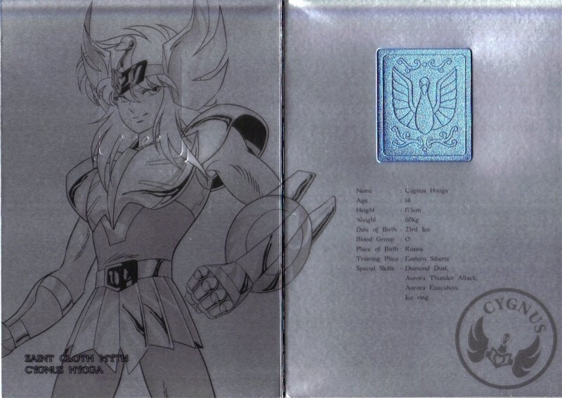 Cygnus Hyoga V1