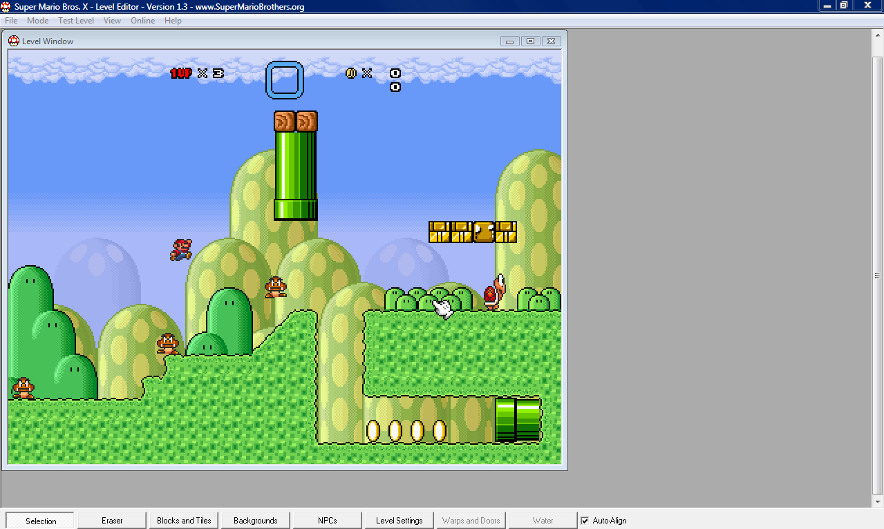 Probably The Best Super Mario Level Editor EVER! - Super ...