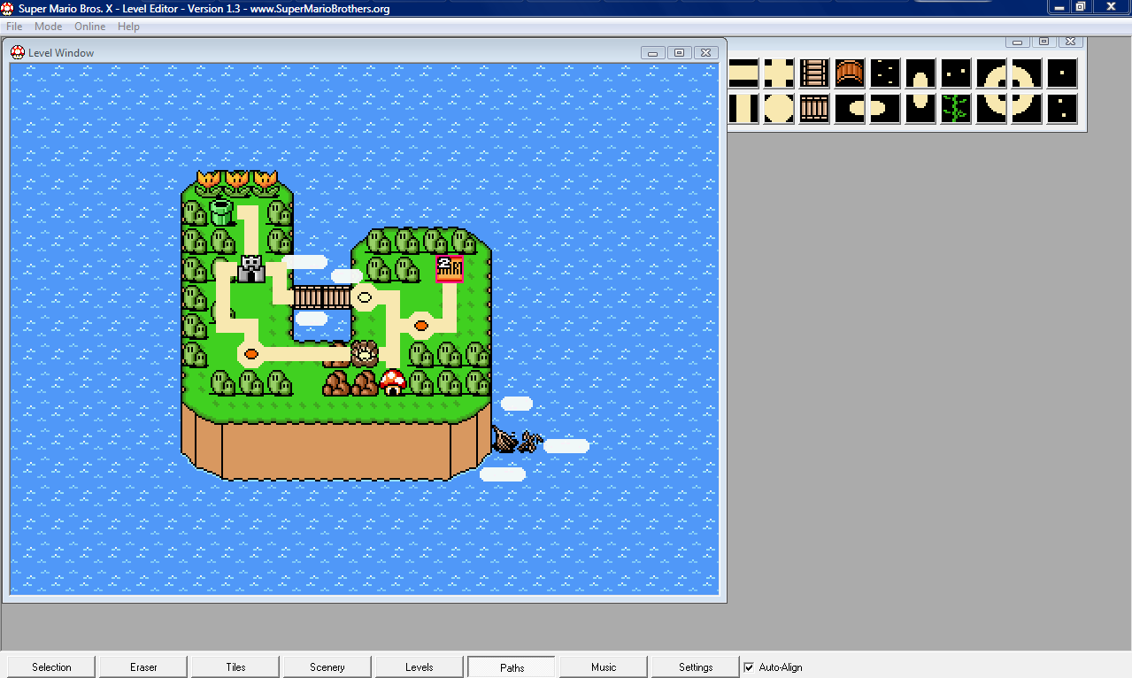 Probably The Best Super Mario Level Editor Ever Super Mario Bros