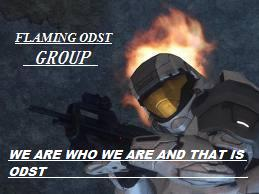 FLAMING ODST SECTION (WEB SITE)