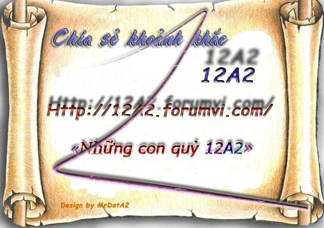 .-*-._.Diễn đàn 12A2(06-09) THPT Mộc Hóa
