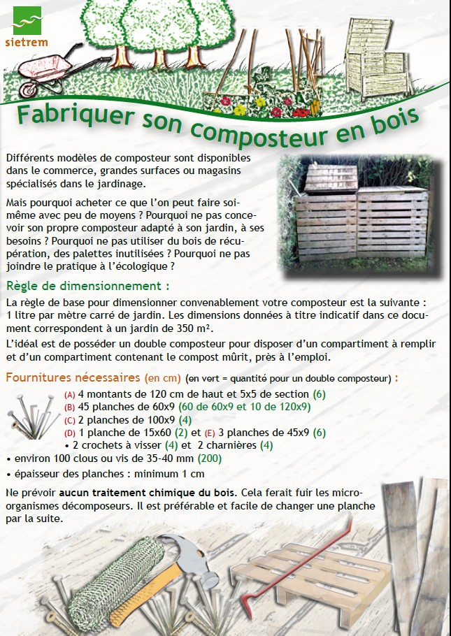 Composteur Bois Pas Cher : Date d'inscription : 19/02/2011