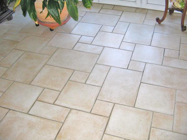 Les diff rents revetements de sol for Carrelage decoratif sol