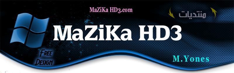 MaZiKa HD3